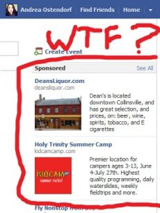 When Facebook Ads Go Terribly Right