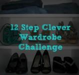 12 Step Clever Wardrobe Challenge