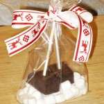 Hot Chocolate on a Stick Gift Bags