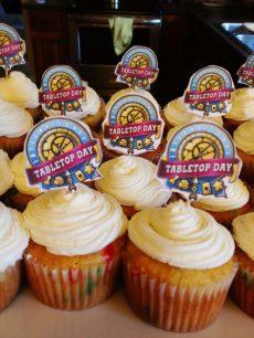 Pug Celebrates International TableTop Day