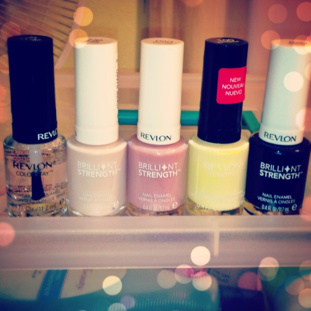 revlon nail polishes