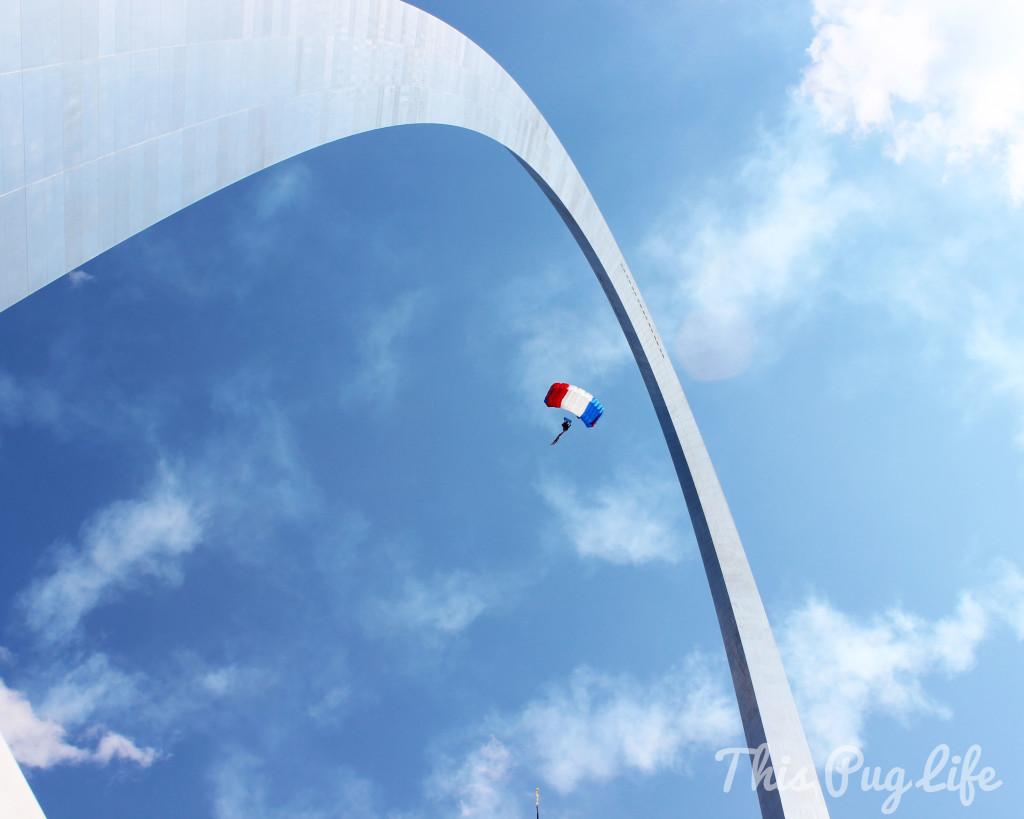 Fair St. Louis Air Show