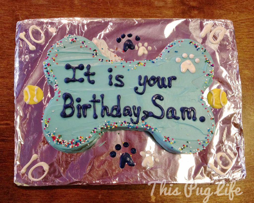 Sam's Pupcake