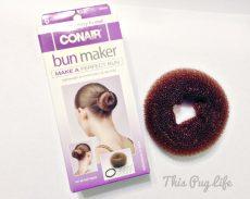 Conair Bun Maker
