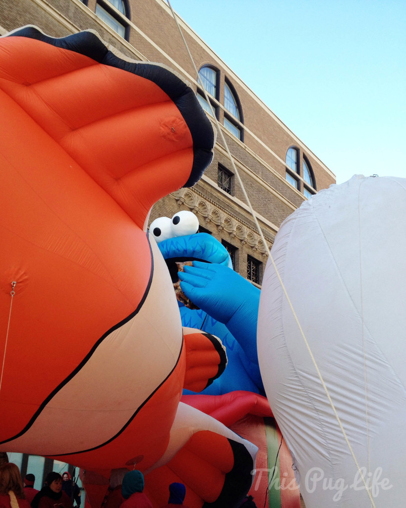 giant parade balloons