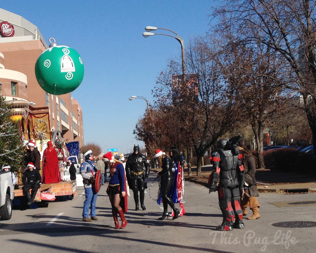st. louis thanksgiving day parade