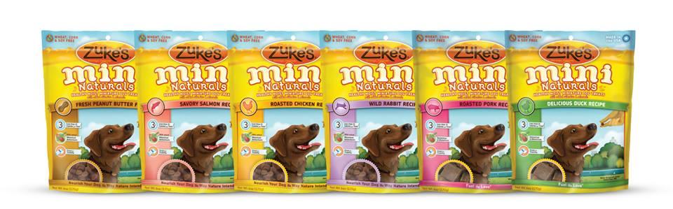 Zuke's Mini Naturals
