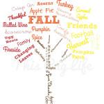 Fall Tree Art – Free Printable