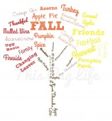Fall Tree Art – Free Printable