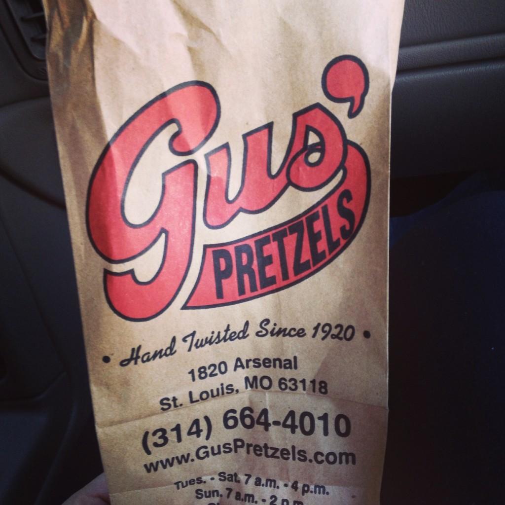 Gus' Pretzels St. Louis