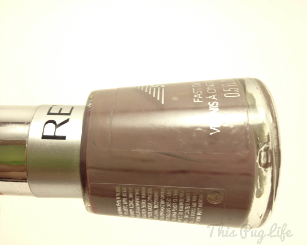 Revlon Top Speed Stormy