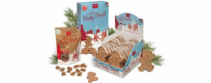 holiday buddy biscuits