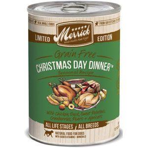 merrick christmas day dinner
