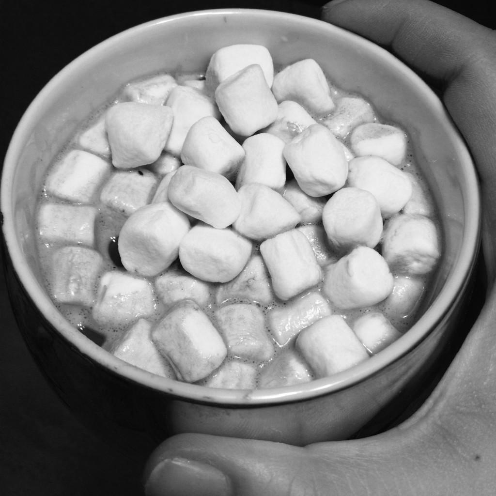hot chocolate marshmallows
