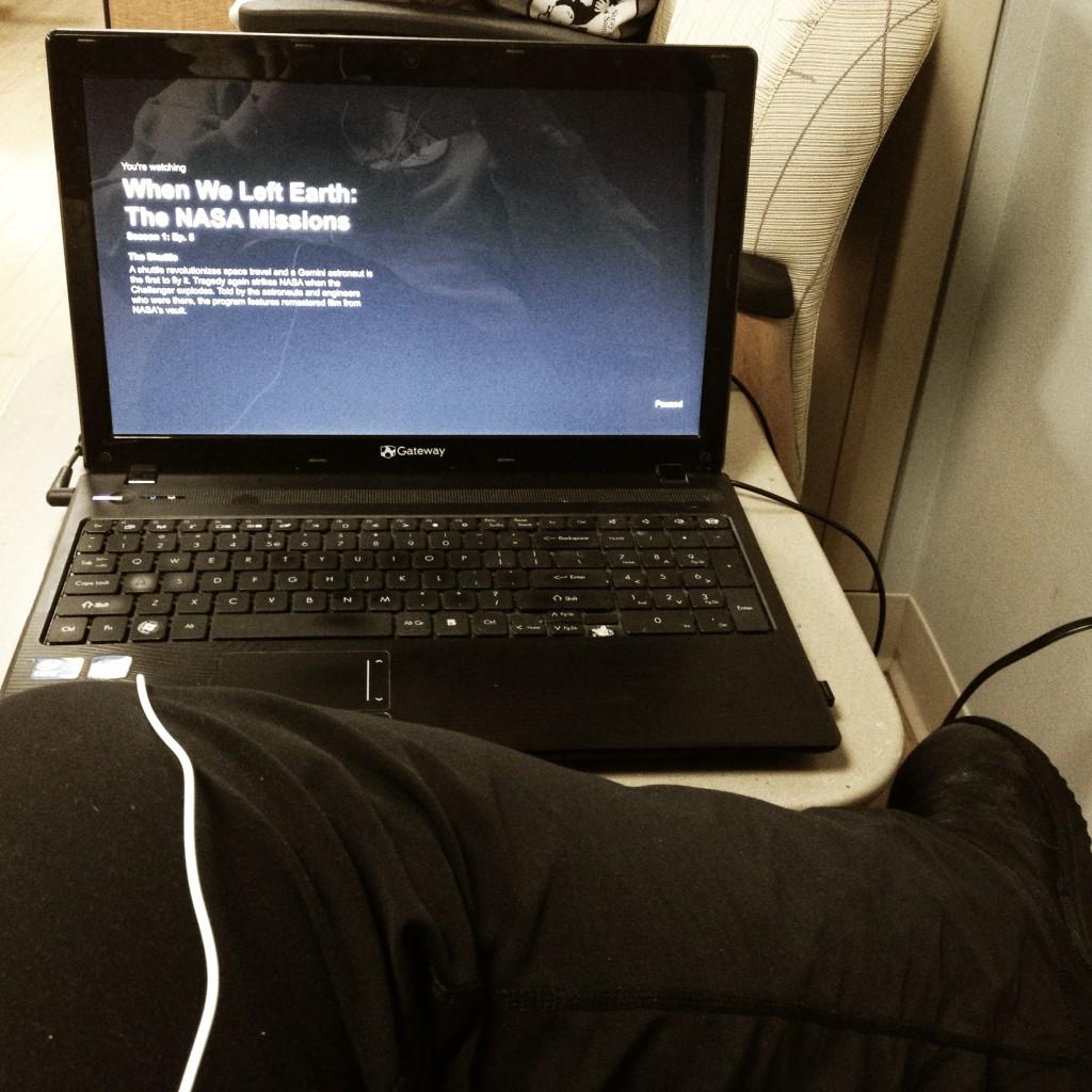laptop netflix