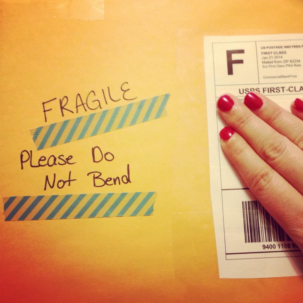 etsy mail