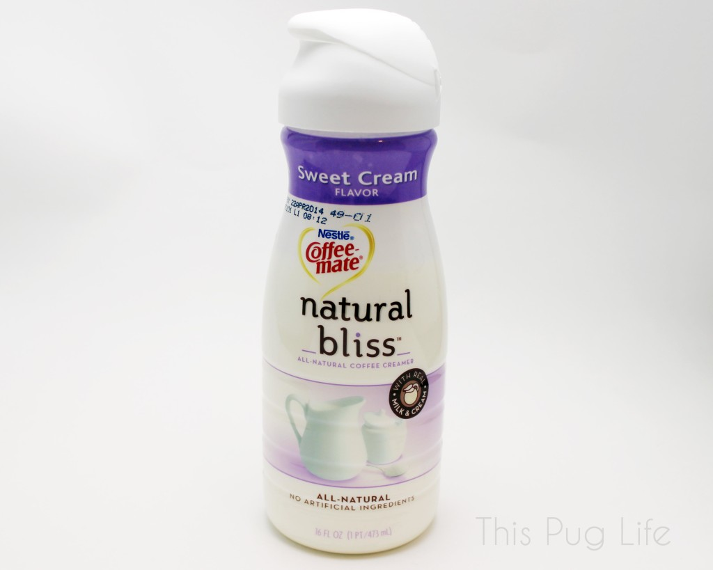Coffee Mate Natural Bliss Sweet Cream
