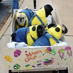 St. Louis Mardi Gras Beggin' Pet Parade 2014 (Part 1)