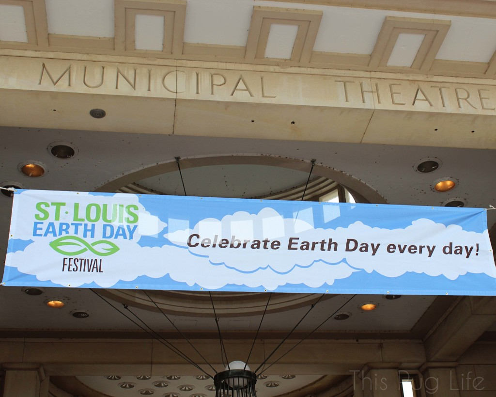 Earth Day Festival Banner