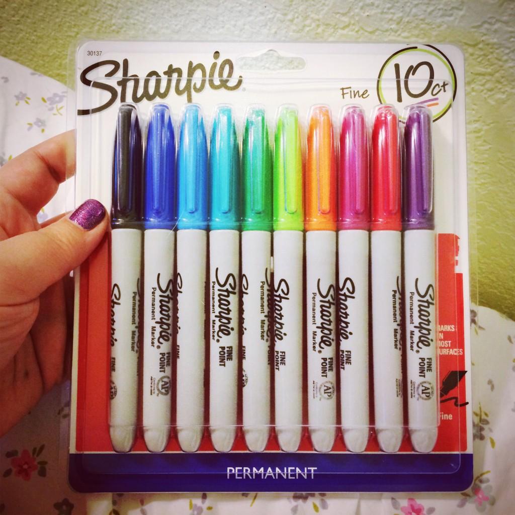 Sharpie 10 Pack