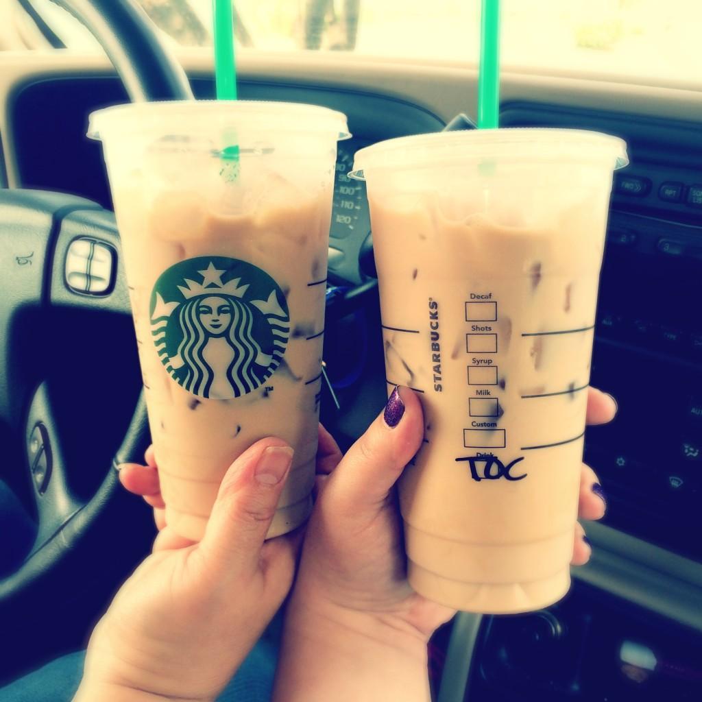 Starbucks Iced Oprah Chai