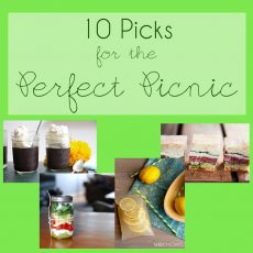 10 Picks for the Perfect Picnic