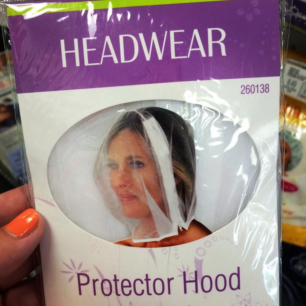 Shower Protector Hood