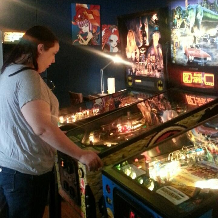 Retro Arcade Bar Pin Ball