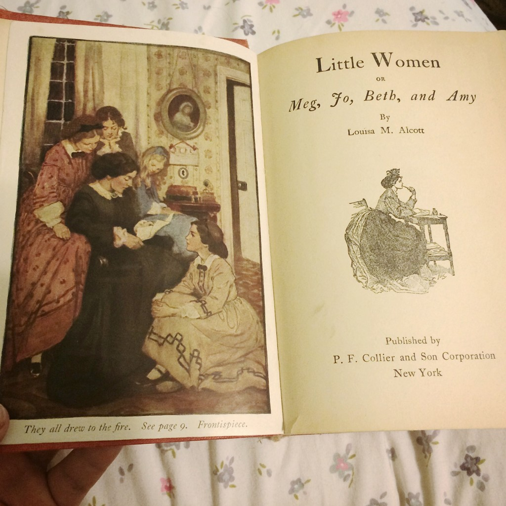 1902 Edition Little Women