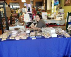 Bake Sale Setup