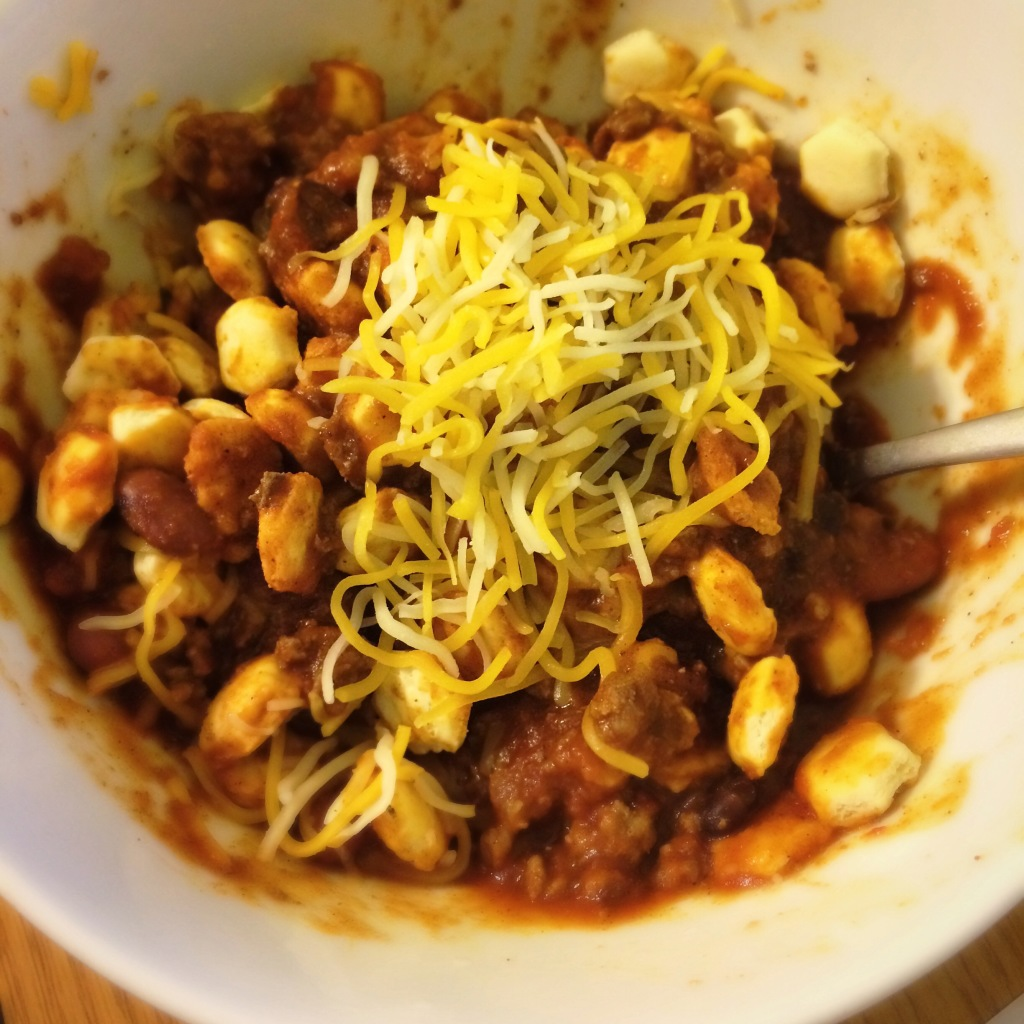 Chili and Oyster Crackers