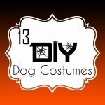 13 DIY Halloween Costumes for Dogs