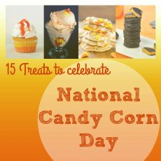 15 Treats to Celebrate National Candy Corn Day