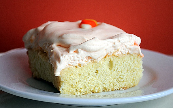 Candy Corn Tres Leches