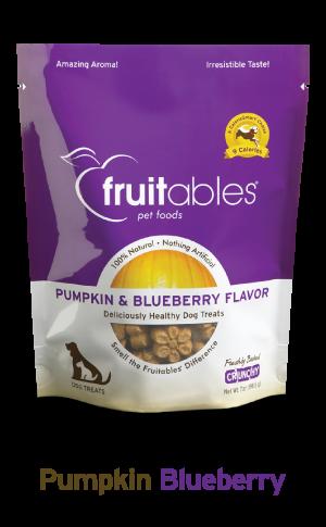 Fruitables Pumpkin Blueberry