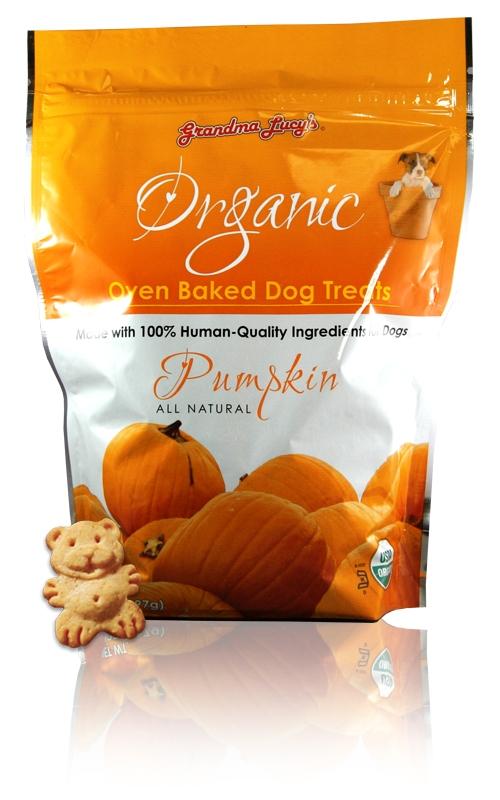 Grandma Lucy's Organic Pumpkin