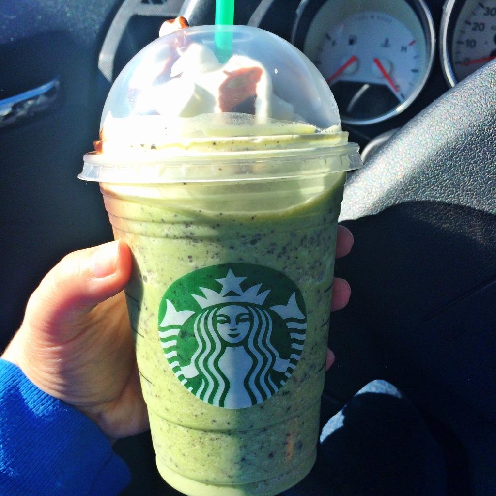 Starbucks Franken Frappuccino