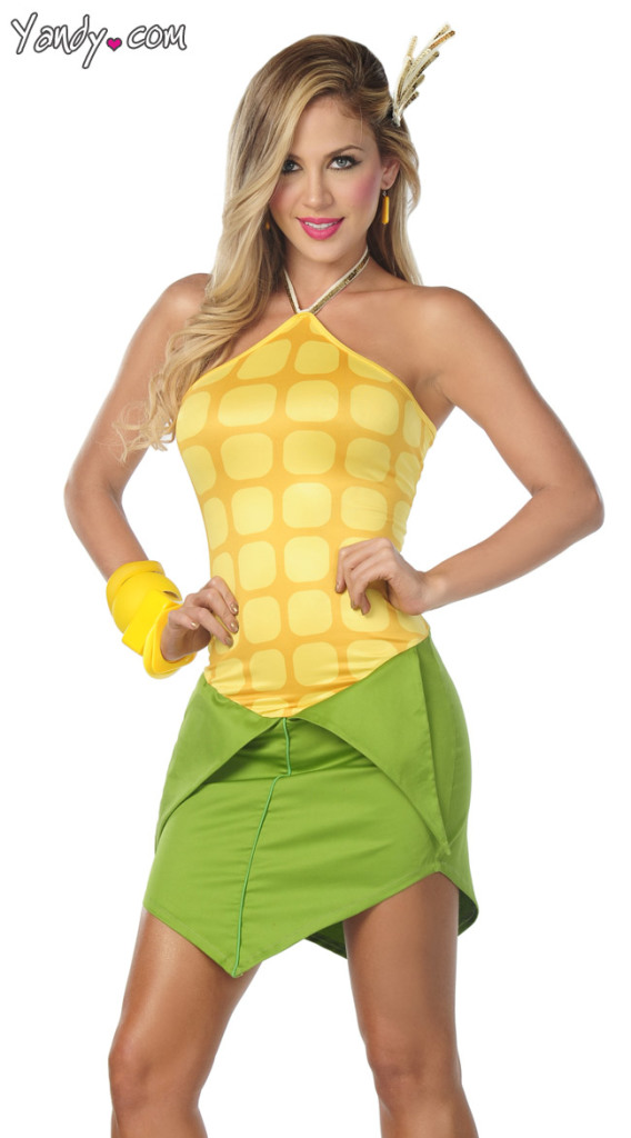 Sexy Corn Costume