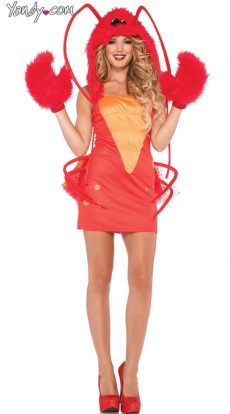 Sexy Lobster Costume