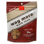 Wag More Bark Less Pumpkin Pie