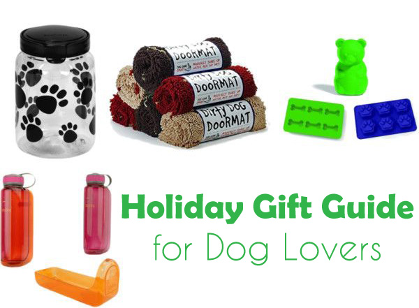 Holiday Gift Guide for Dog Lovers