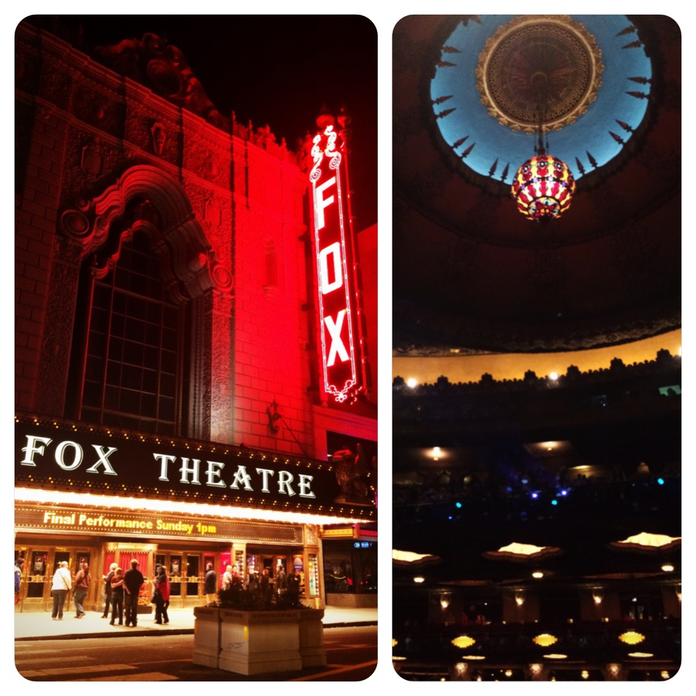 Fox Theater St. Louis