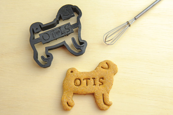 Personalized Pet Cookie Cutter