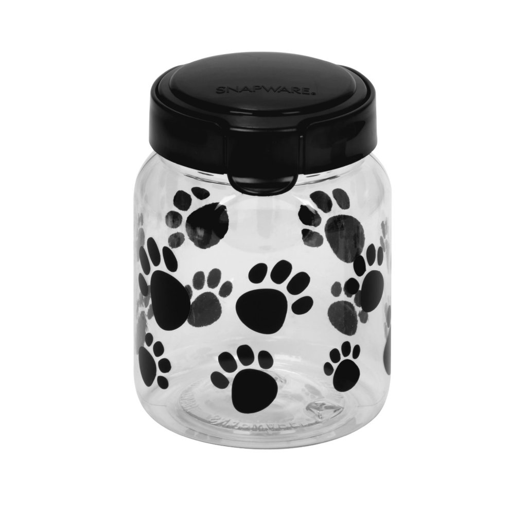 SnapWare Dog Treat Canister
