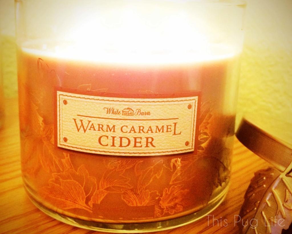 White Barn Warm Caramel Cider