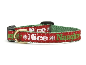 Up Country Naught Nice Dog Collar