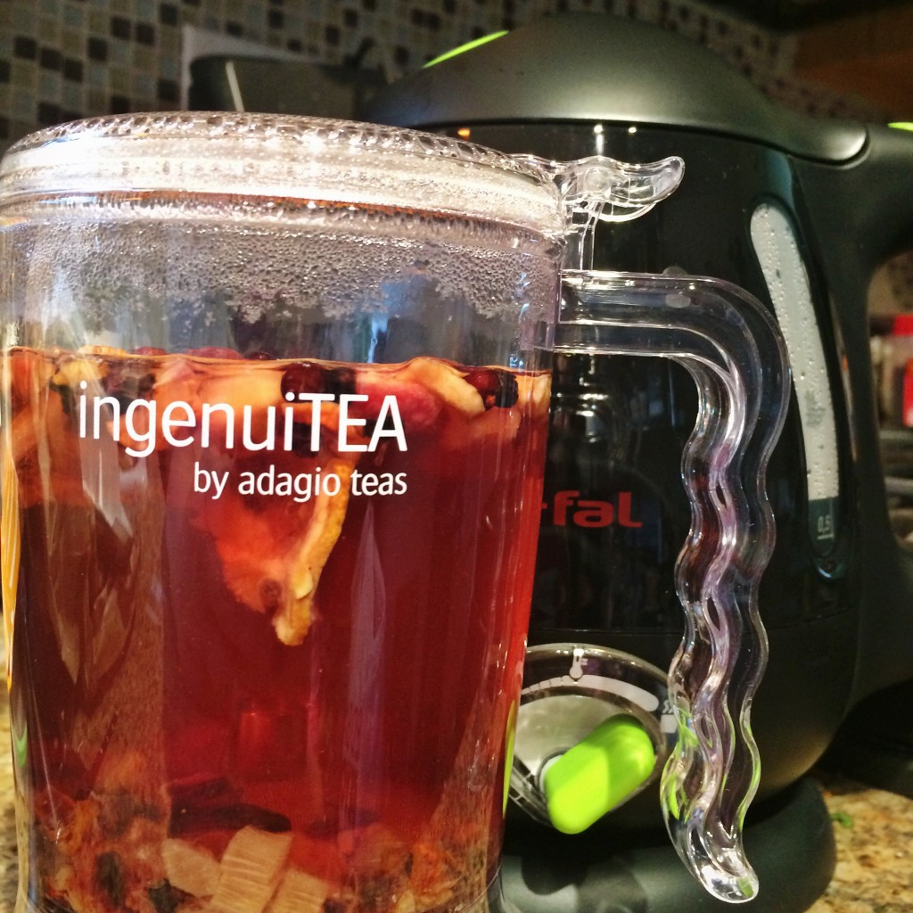 Electric Kettle and Tea Infuser
