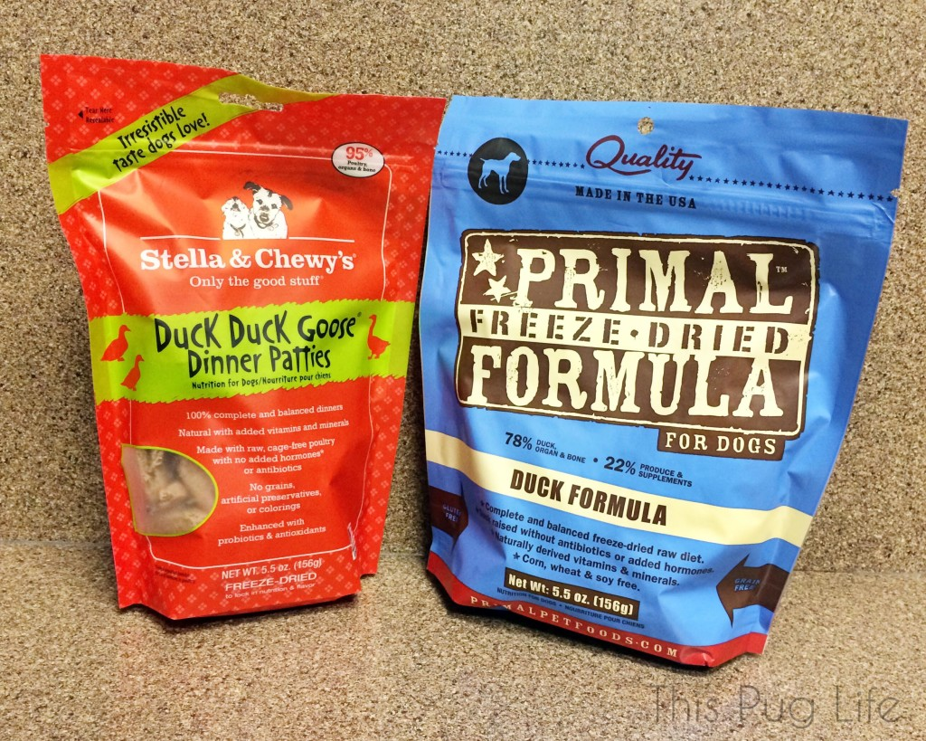 Freeze-Dried Raw Dog Food