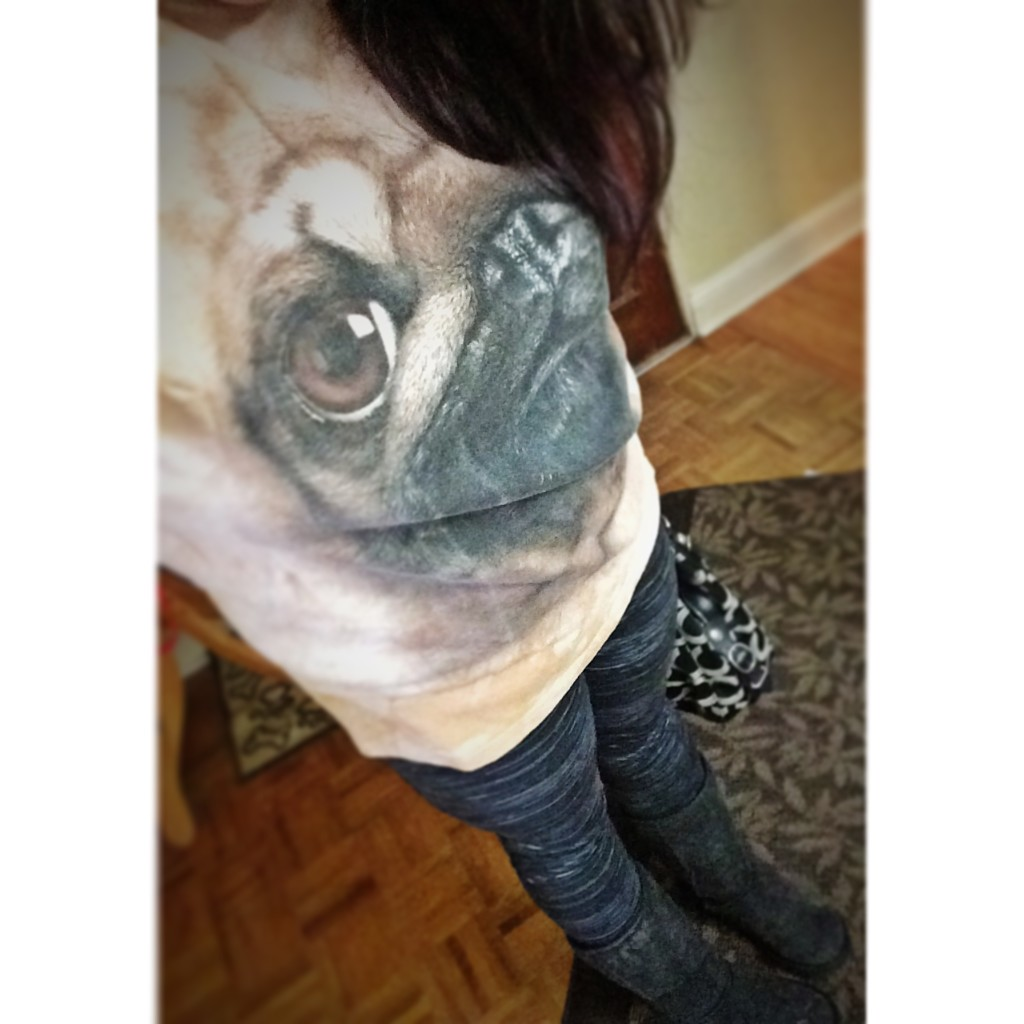 Pug Face Shirt