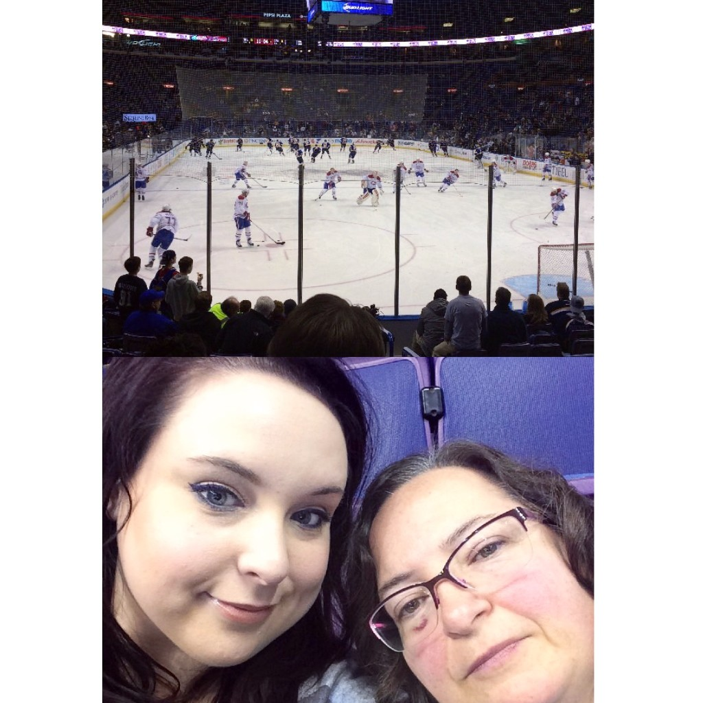 St. Louis Blues Game
